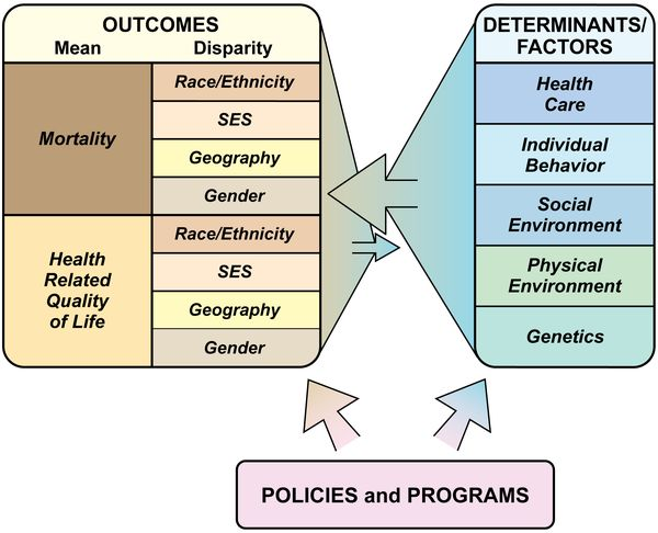 Which Health Disparities Do We Want To Reduce Improving