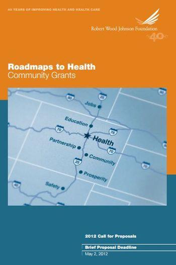 Roadmaps Community Grants